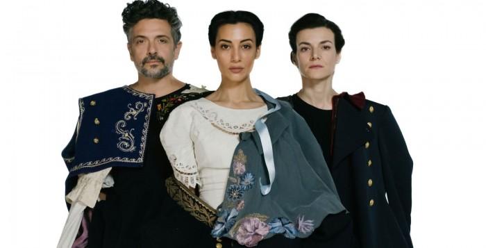 «Μαντώ - La bella Greca»: Πρεμιέρα Δευτέρα 5 Ιουλίου στον κήπου της Σχολής Καλών Τεχνών