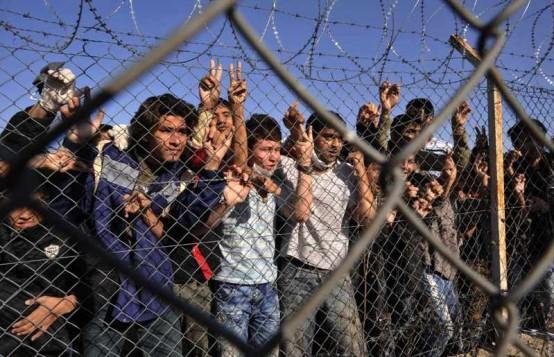 ΟΗΕ: Αριθμός ρεκόρ μεταναστών σε μία ημέρα από την Ελλάδα στην ΠΓΔΜ