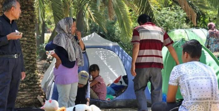 Συγκέντρωση τροφίμων και άλλων ειδών από φορείς της Μυκόνου για τους πρόσφυγες