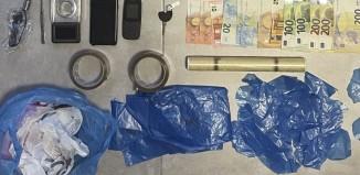 (vid) Έκρυβε στη Μύκονο ναρκωτικά σε βάζα και πέτρες - Σύλληψη μέλους οργανωμένου κυκλώματος