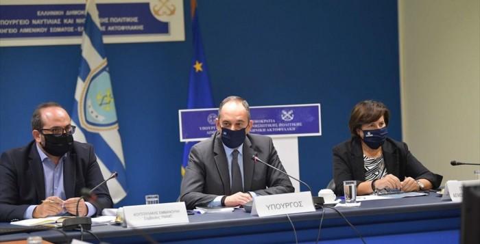 Γ. Πλακιωτάκης: Στηρίζουμε τους νησιώτες μας με κάθε πρόσφορο μέσο