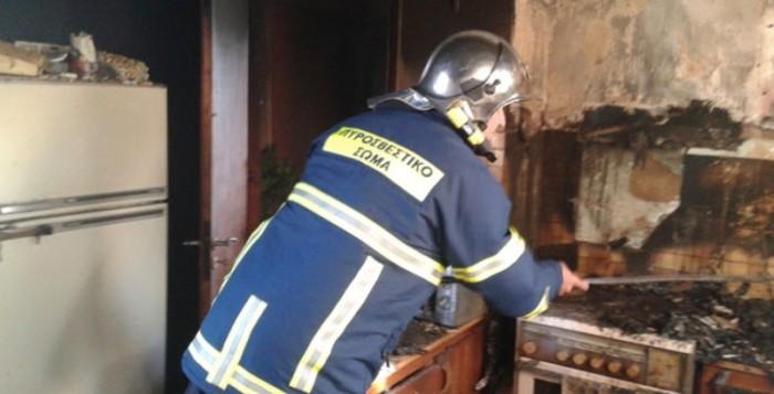 Δύο περιστατικά πυρκαγιών το Σάββατο στην Σύρο