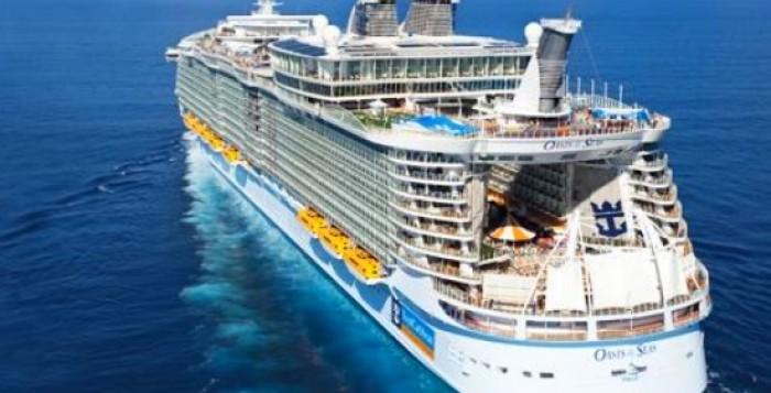 Royal Caribbean: Ακυρώθηκε η σεζόν κρουαζιέρας για το Odyssey of the Seas από το Ισραήλ προς τα ελληνικά νησιά