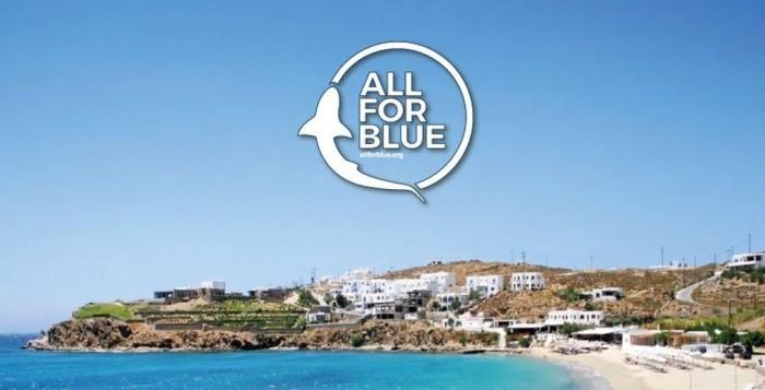 All For Blue: Υποβρύχιος καθαρισμός στον Άγιο Στέφανο