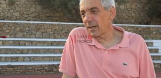 Βασίλης Σκουντής: Ελπίζω να ξαναέρθουμε στη Μύκονο να δούμε τη συνέχεια του camp