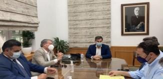 Χ.Θεοχάρης: Ο εμβολιασμός το μόνο διαβατήριο για να μείνει η χώρα ανοικτή και το τουριστικό προϊόν ακμαίο