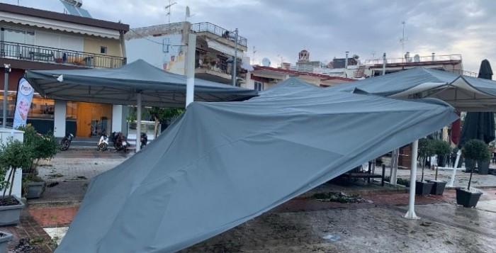 Φονική κακοκαιρία στη Χαλκιδική - Έξι νεκροί, δεκάδες τραυματίες