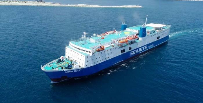 Ναυλώθηκαν πλοία της Seajets για να μεταφέρουν μετανάστες από τα νησιά – Φεύγουν και από την Κέα