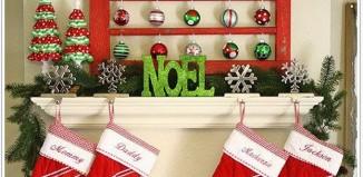 Ποιος είπε ότι τα Χριστούγεννα είναι μακριά; Χριστουγεννιάτικες ιδέες σε αποχρώσεις του κόκκινου και του πράσινου!