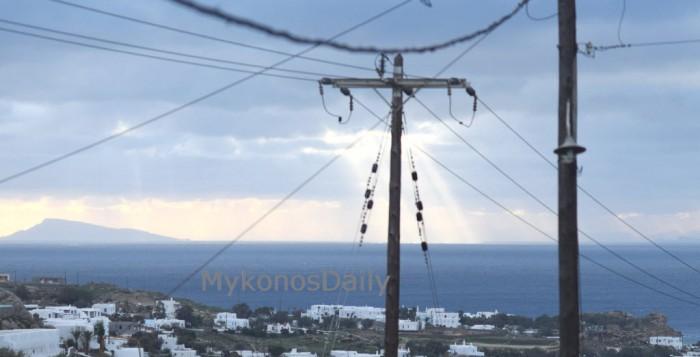 Ανακοίνωση Δήμου Μυκόνου για την αναφορά βλαβών Ηλεκτροφωτισμού