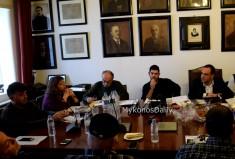 (video) Το ερώτημα της ΚΕΠοΜ και η απάντηση του Δημάρχου στο Δ.Σ. για τις εργασίες στους ανεμόμυλους