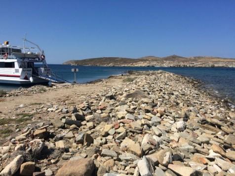 Έκτακτη χρηματοδότηση ύψους 123.800 ευρώ στο Δημοτικό Λιμενικό Ταμείο για την αποκατάσταση του λιμένος της Δήλου