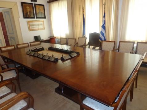 Συνεδρίαση της Επιτροπής Διαβούλευσης Δήμου Μυκόνου