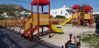 Νέοι πρότυποι χώροι για τα παιδιά με σύγχρονες προδιαγραφές