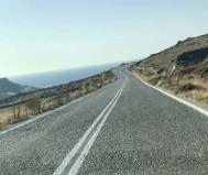 Εκτεταμένες διαγραμμίσεις στο οδικό δίκτυο από τον Δήμο Μυκόνου