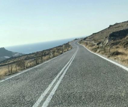 Στην τελική ευθεία η αναβάθμιση του οδικού δικτύου της Μυκόνου