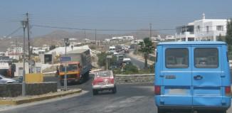 Ξεκινούν οι εργασίες συντήρησης του οδικού δικτύου της Μυκόνου από την Περιφέρεια Νοτίου Αιγαίου