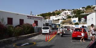Συλλήψεις για παράνομη μεταφορά επιβατών