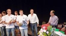 Ομάδα υδατοσφαίρισης Ναουτικού Ομίλου Σύρου