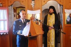 (Φωτο) Η πολεμική μας αεροπορία τίμησε τον προστάτη της Αρχάγγελο Μιχαήλ