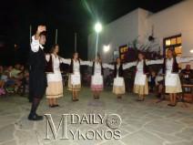 Παραδοσιακές βραδιές με τσαμπούνες στην Άνω Μερά