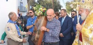 Επισκέψεις του βουλευτή Κυκλάδων Φίλιππου Φόρτωμα σε Μύκονο και Τήνο