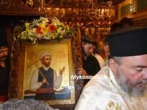 Την Κυριακή οι εκδηλώσεις στην μνήμη του Αγίου Νεομάρτυρος Μανουήλ