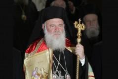Συγχαρητήρια επιστολή Αρχιεπισκόπου Ιερώνυμου στον Δήμαρχο Μυκόνου
