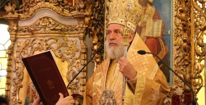 Άρθρο του Μητροπολίτη Σύρου Δωρόθεου Β': Ο Ναός του Αγίου Πνεύματος