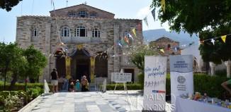 Ιερόσυλοι μπήκαν και έκλεψαν τάματα από την Παναγιά Εκατονταπυλιανή στην Πάρο