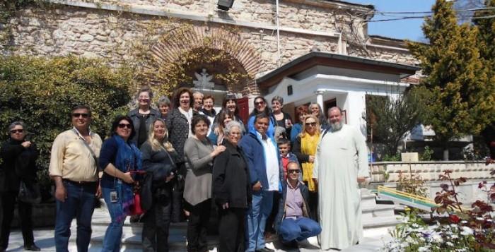 Στην Κωνσταντινούπολη η Ενορία της Μεγάλης Παναγιάς Μυκόνου