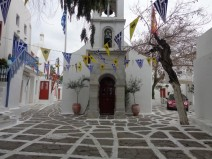 Το πρόγραμμα των προσεχών Ιερών Ακολουθιών ανακοίνωσε η Ιερά Μητρόπολη Σύρου και Μυκόνου