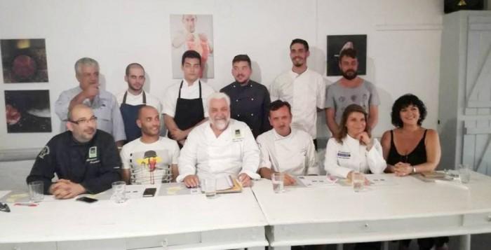 Από τη Μύκονο ο εκπρόσωπος της Περιφέρειας Ν. Αιγαίου στον διαγωνισμό European Young Chef Award 2018
