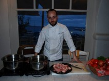 Μοσχοβολιά καλομαγειρεμένου φαγητού στην πρώτη φετινή συνάντηση της Λέσχης Γαστρονομίας