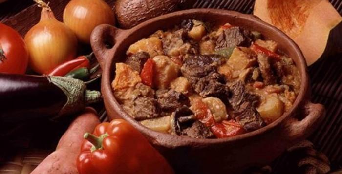 Η συνταγή της ημέρας: Μοσχάρι με μελιτζάνες