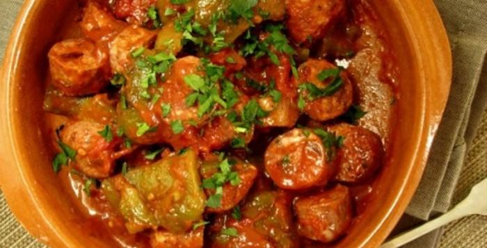 Η συνταγή της Πέμπτης: Σπετζοφάι (βολιώτικο)
