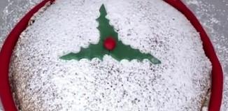 Χριστουγεννιάτικη πουτίγκα