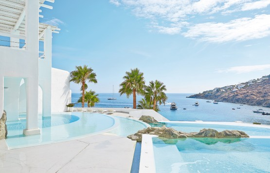 Ελληνικά ξενοδοχεία: Το 27% των δωματίων ανήκουν σε αλυσίδες