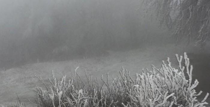 Αρχισε η επέλαση του χιονιά: Στα λευκά Πήλιο, Μακεδονία και Θράκη