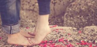 """Ο κεραυνοβόλος έρωτας """"γράφεται"""" στο πρόσωπο"""
