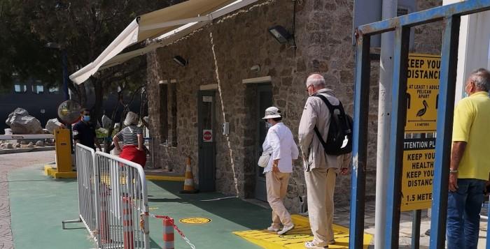 Δημήτρης Μάνεσης:«Η Μύκονος πρωτοστατεί στην επανεκκίνηση της Κρουαζιέρας στην Ελλάδα»