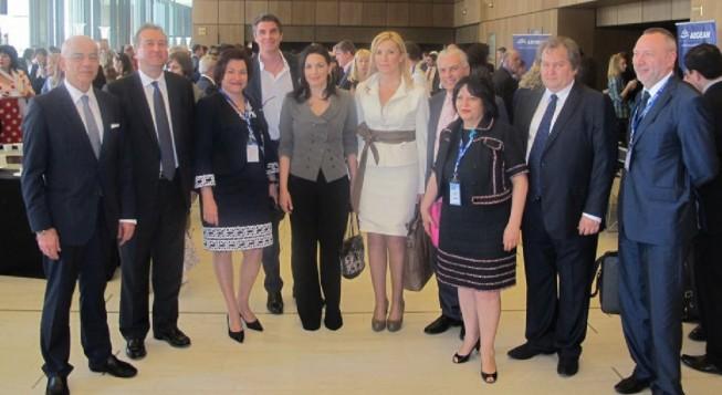 Ελληνορωσικό forum για τον τουρισμό με την παρουσία της Αντιπεριφερειάρχη τουρισμού Ελ. Φτακλάκη