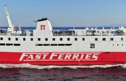 Αρχές Αυγούστου το πρώτο δρομολόγιο του Fast Ferries Andros