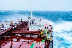 Ακυβέρνητο πλοίο ανοιχτά της Άνδρου