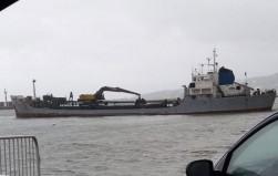 (video) Προσάραξη πλοίου στο λιμάνι της Μυκόνου