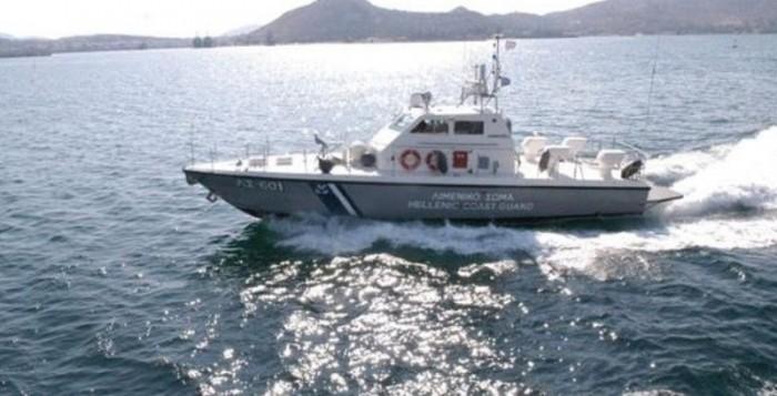Προσάραξη σκάφους στην Κίμωλο