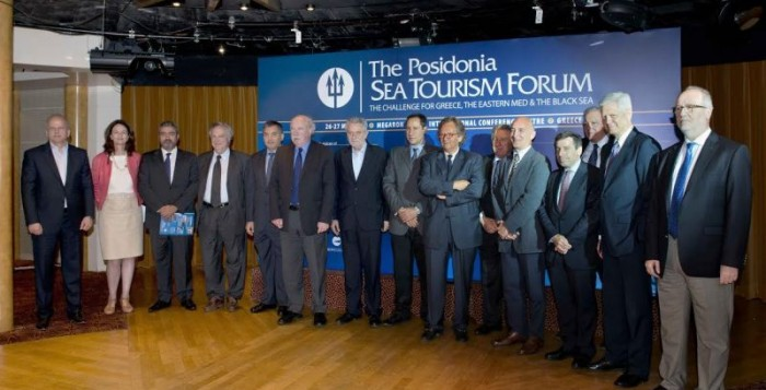 Το 3ο Posidonia Sea Tourism Forum υποδέχεται 800 επισκέπτες