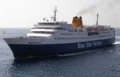 To Super Ferry II θα συνδέσει φέτος τη Μύκονο με το Ρέθυμνο
