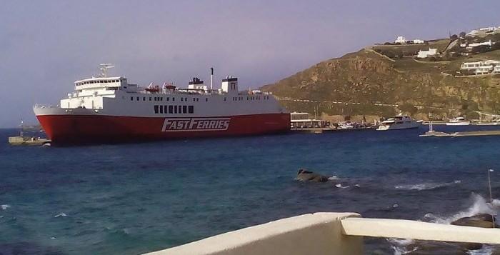 Έληξε το απαγορευτικό, κανονικά τα δρομολόγια των πλοίων