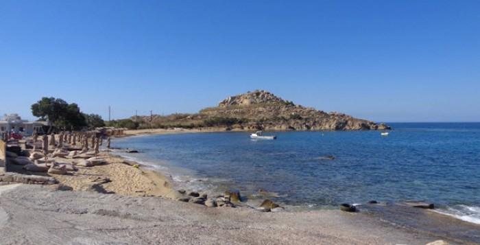 Μύκονος: Σύλληψη για απόθεση αδρανών υλικών σε παραλία